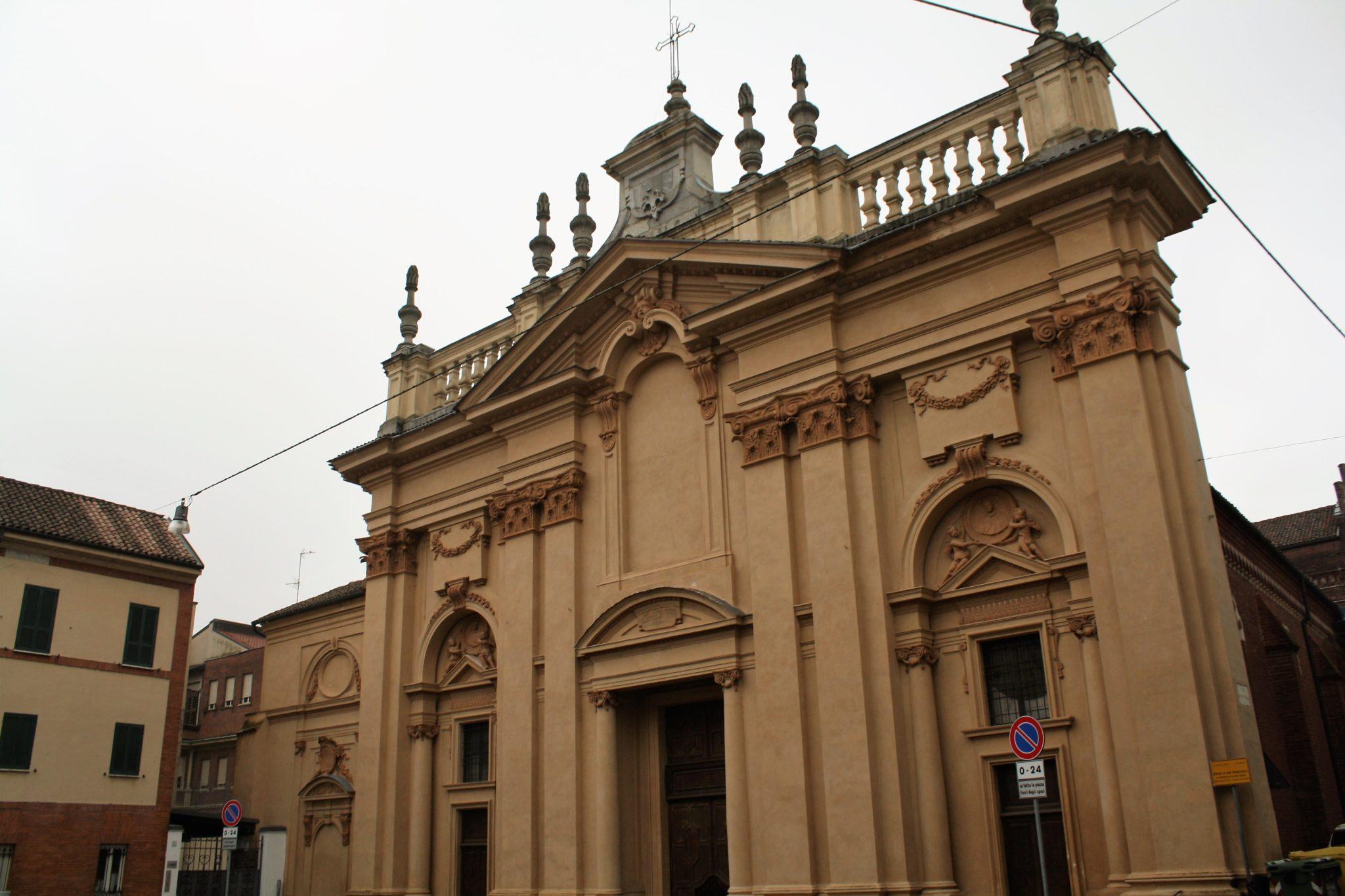 CHIESA DI SAN FRANCESCO ora PARROCCHIA DI SANT'AGNESE
